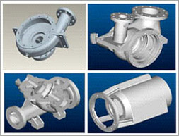Foundry & Machining Services for Pump & Mechanical Seal Parts