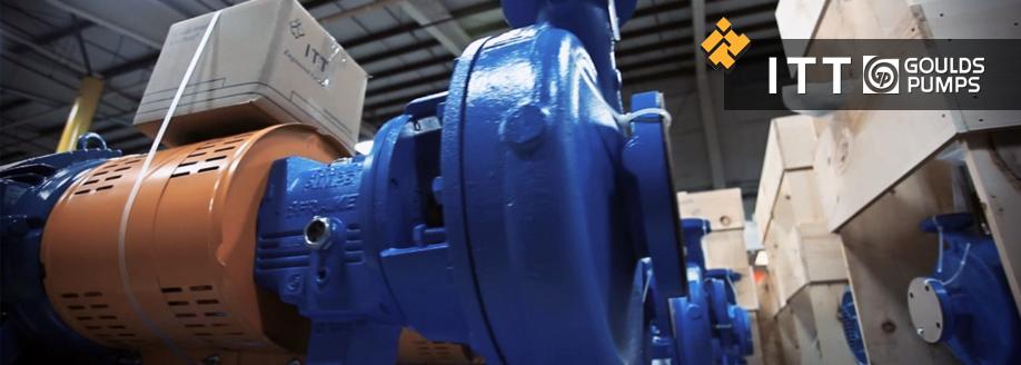 Industrial Pump, Seal & Mixer Parts & Service in Western Canada