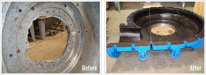 Pump Repairs - Industrial Fluid Consultants Inc